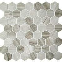 Canadian - Glacier White - Size 12x12 mosaic nominal