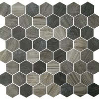 Canadian - Mountain Gray - Size 12x12 mosaic nominal