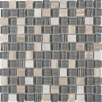 Special Mix - Shadow - Size 12x12 mosaic nominal