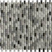Tokyo - Dark - Size 12x12 mosaic nominal