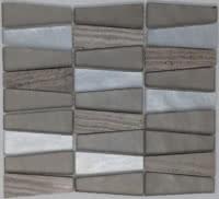 Geometric - Sand - Size 11x11