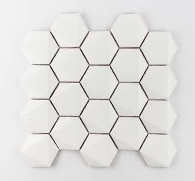 3D-Hex---White---03---11x11-Mosaic