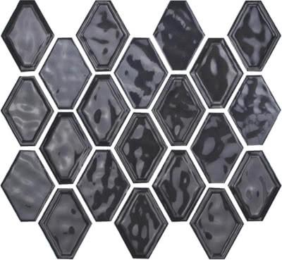 Diamond---Dark-Grey---04G---Size-10.3x12.5-Mosaic