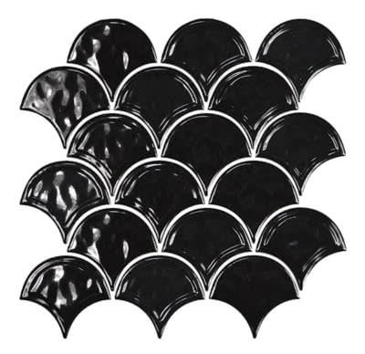 Fans---Black---02---Size-11x11-Mosaic