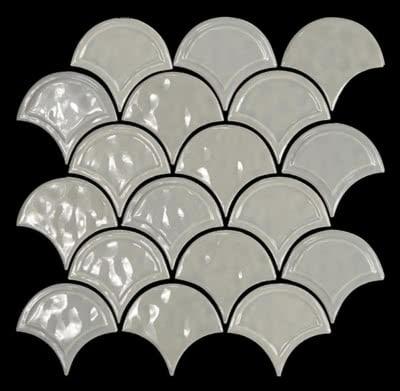 Fans---Light-Grey---06---Size-11x11-Mosaic
