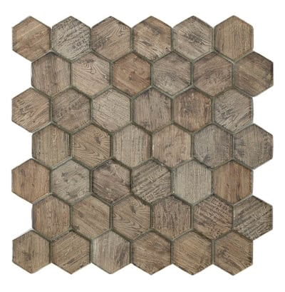 Forest-Hex---Branch---HH648-4---Size-11x11-Mosaic