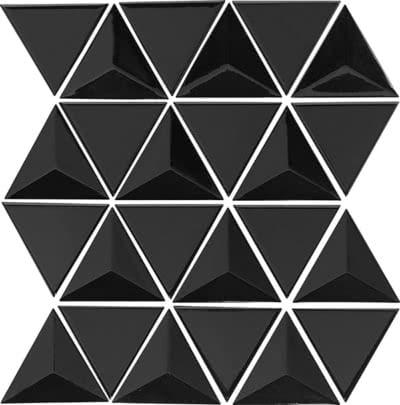 Geometric---Black---02G---Size-11.2x12.9-Mosaic