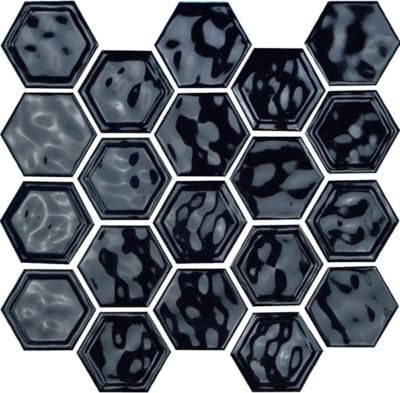 Hexagon---Black---02---Size-10.5x12-Mosaic
